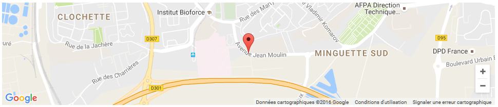 Map CARSO PHARMACEUTIQUE
